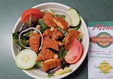 Signature Salads Menu