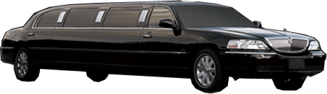 Black Lincoln Towncar Superstretch Limo