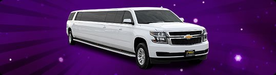 Chevy Tahoe Limo