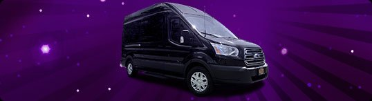Corporate Shuttle Bus Syracuse NY