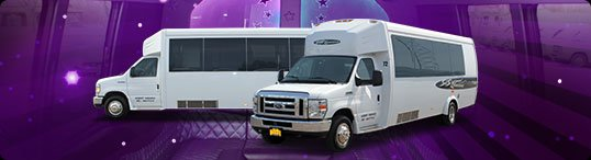 Limo Bus Rentals in Syracuse NY