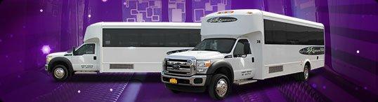 28 Passenger Limo Bus Syracuse NY