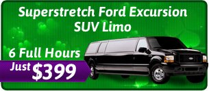 Ever think of Hiring a Limo for St Patrick's Day?