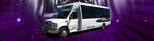 37 Passenger Shuttle Bus Syracuse NY