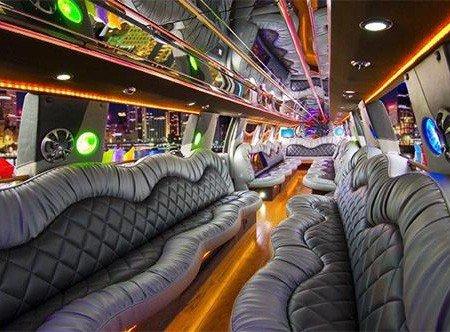 f650 limo interior