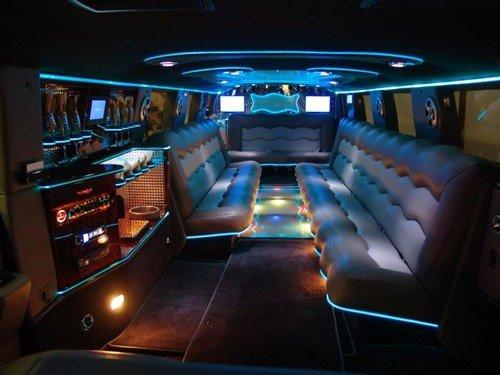limo interior