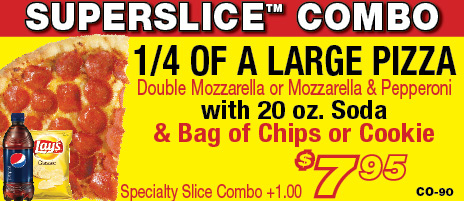 Pizza Coupons Rochester NY | Salvatore's Pizzeria