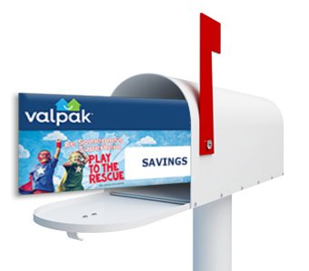 Valpak Targeted Custom Direct Mail