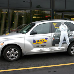 Mac's II Auto Repair Free Shuttle