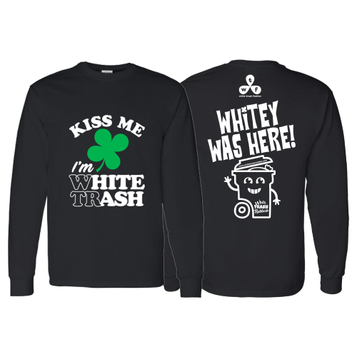 WTF Kiss Me Long Sleeve T-Shirt