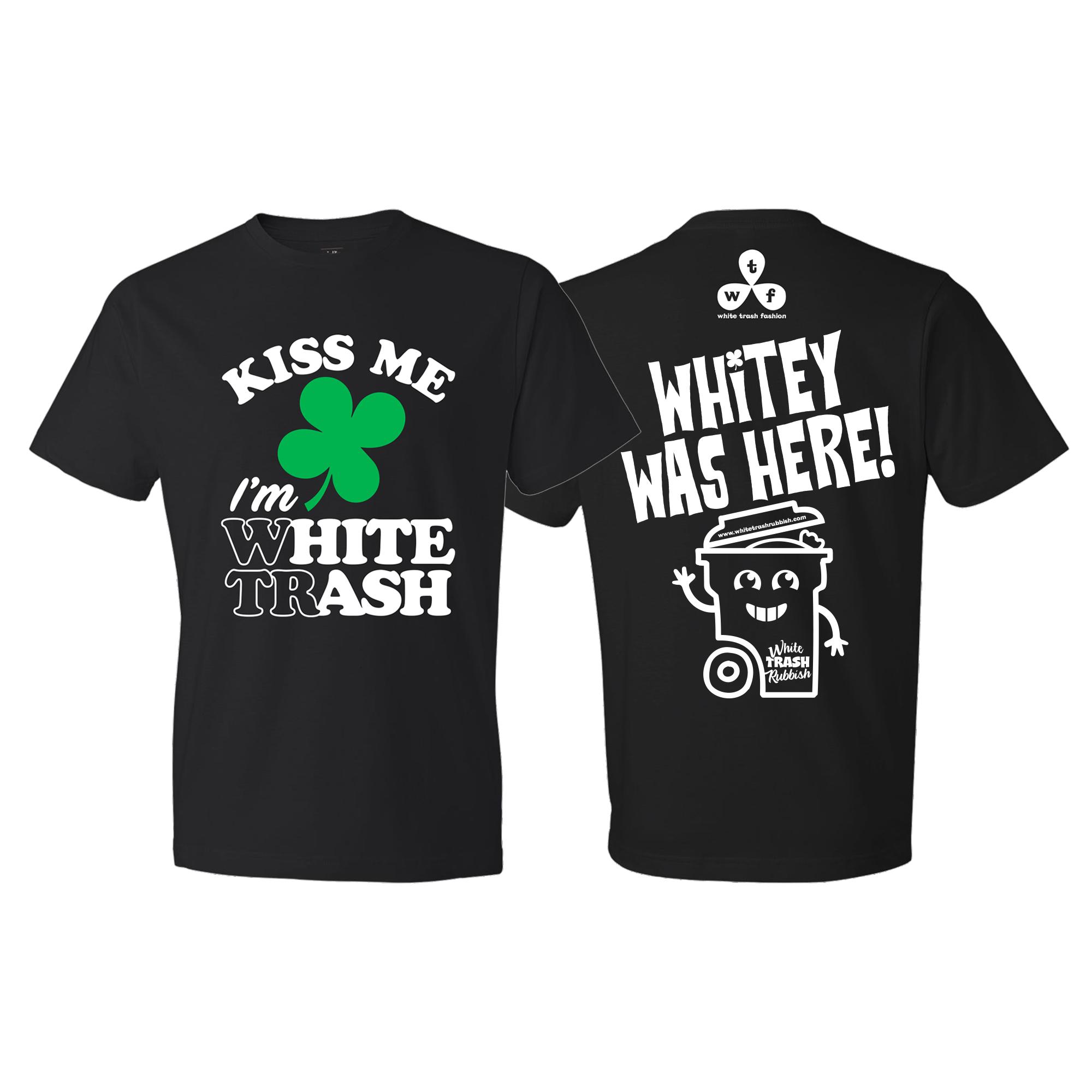 WTF Kiss Me T-Shirt