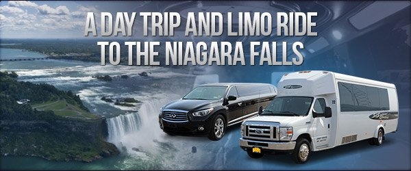 A Day Trip and Limo Ride to the Niagara Falls