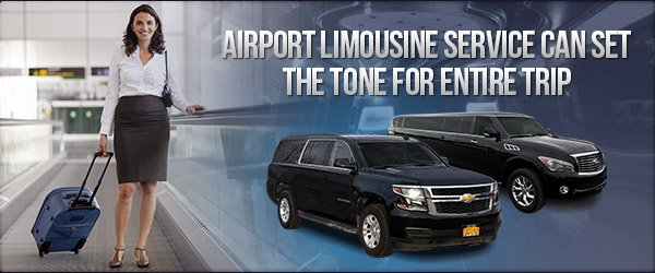 Airport Limousine Service Can Set the Tone for Entire Trip