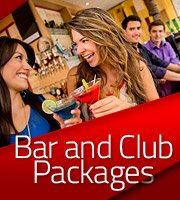 Bar & Club Transportation Limo Packages