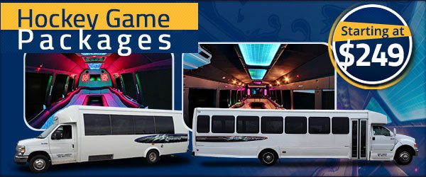 Buffalo Sabres Game & limo transportation
