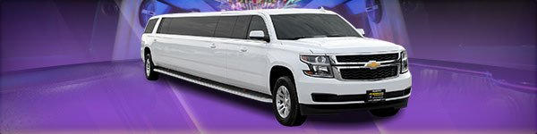 Chevy Stretched Tahoe Limousine Rochester NY