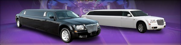 Chrysler 300 superstretch limo
