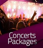 Concert Limo Packages