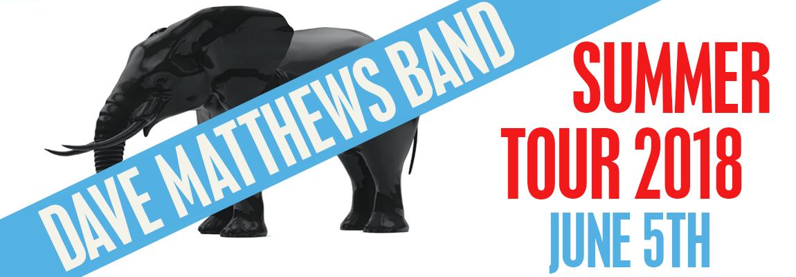 2018 Dave Matthews Band Concert