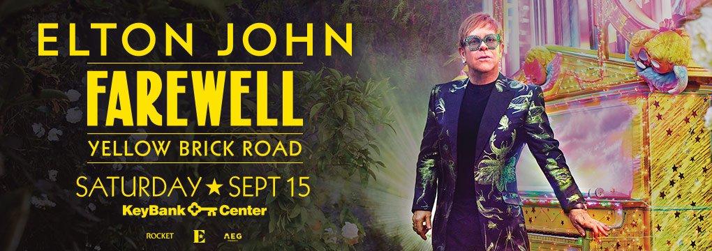 2018 Elton John Concert