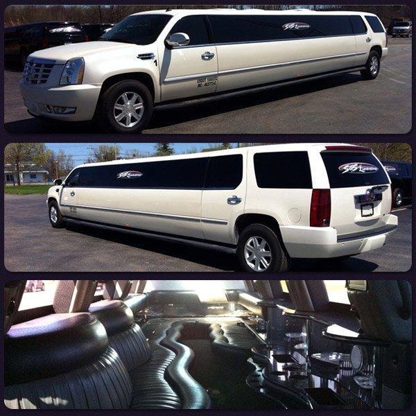 Cadillac Escalade Stretch Limousine