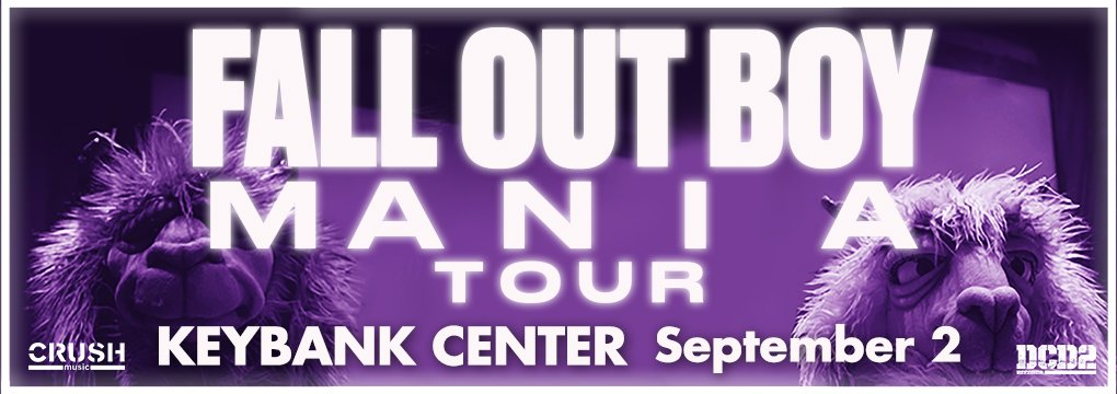 2018 Fall Out Boy Concert