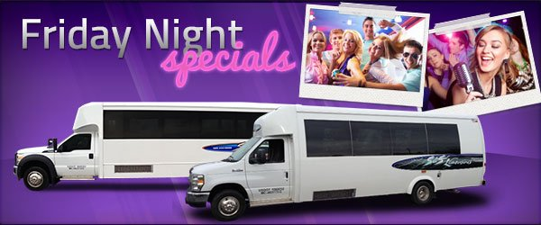 Friday Night Limo Specials