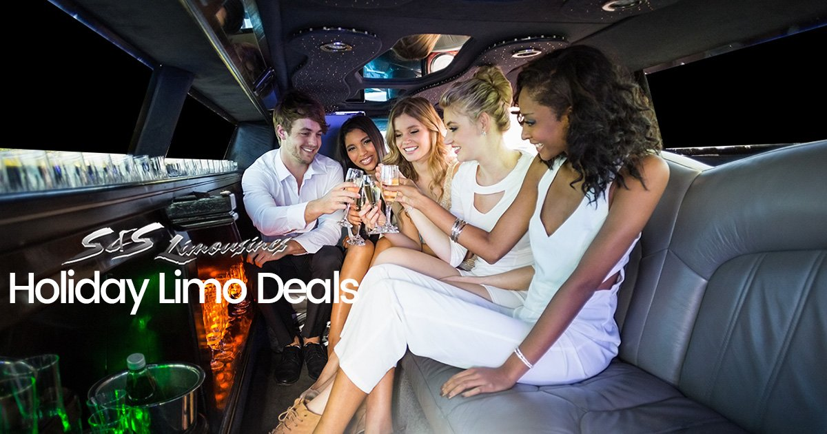 The Best Deals on Holiday Limo Rentals in Rochester