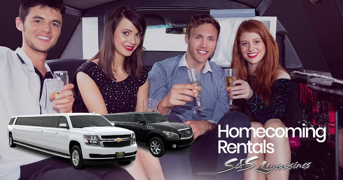 Renting a Limo for Homecoming in Rochester NY