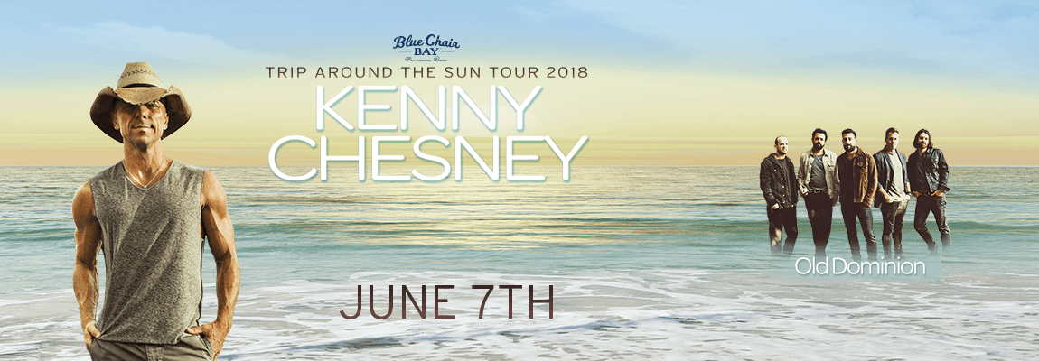 2018 Kenney Chesney Concert