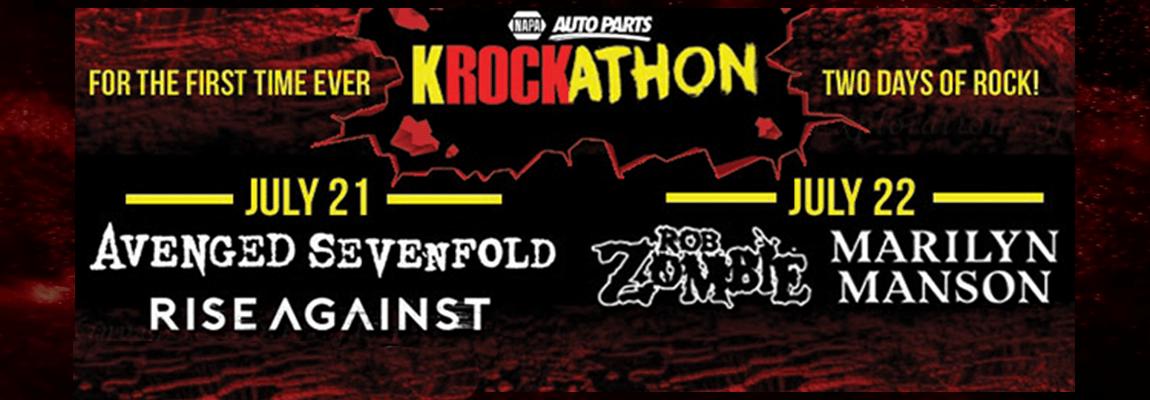 2018 KRockathon Concert