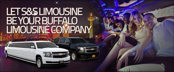 Let S&S Limousine Be Your Buffalo Limousine Company