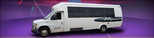 20 Passenger Limo Bus