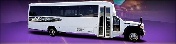 28 Passenger Limo Bus