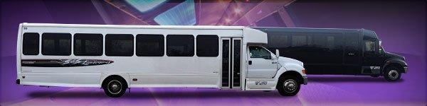 41 Passenger Limo Bus
