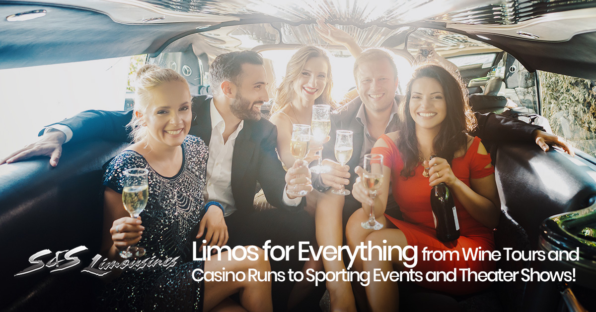 Limo Rentals for All of Life's Most Memorable Events