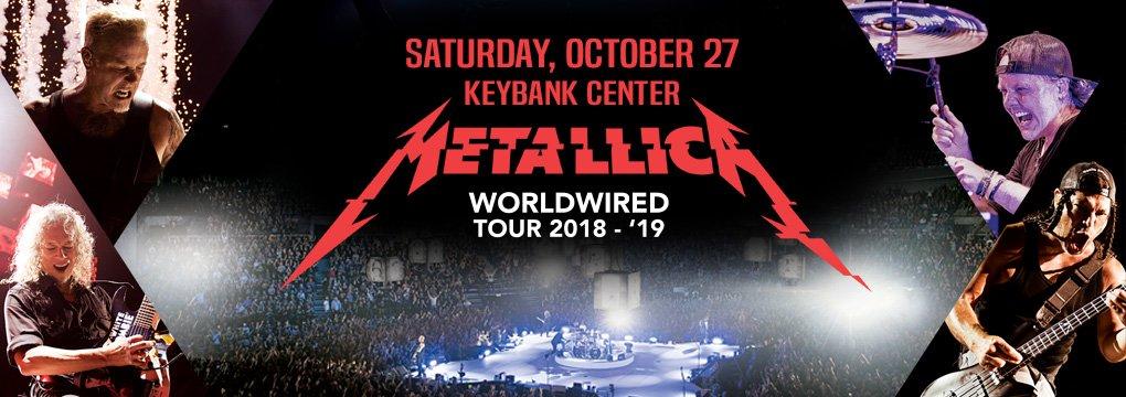 2018 Metallica Concert