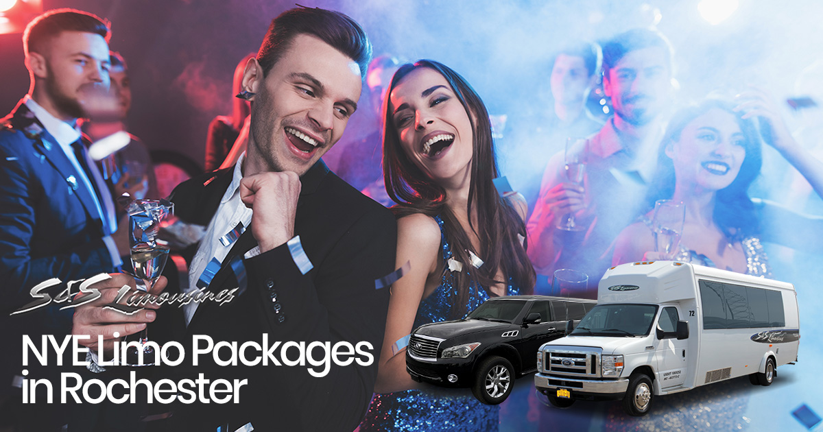 Unbeatable Deals on New Year's Eve Limo Rental Packages