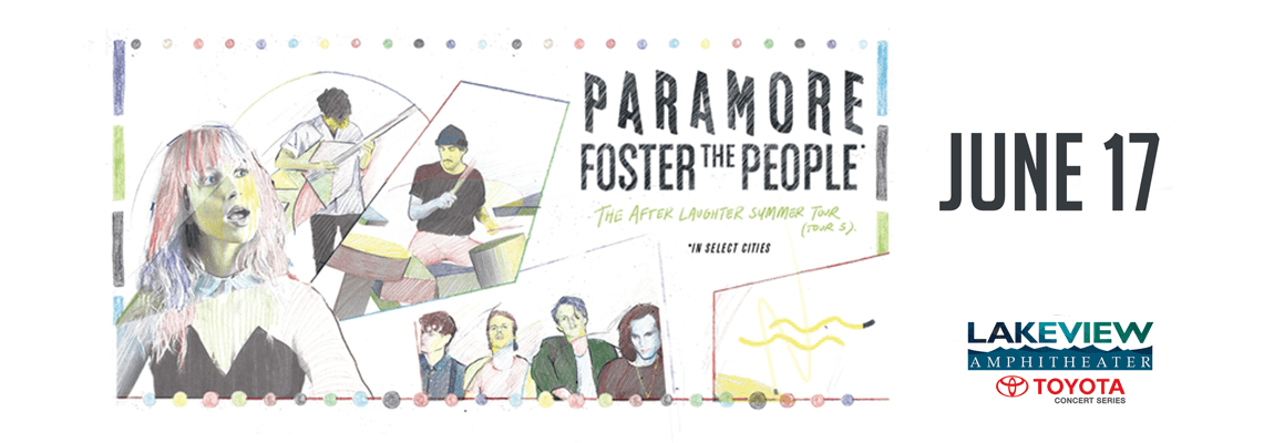 2018 Paramore Concert