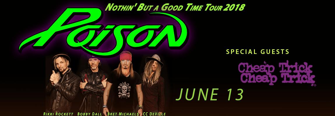 2018 Poison Concert