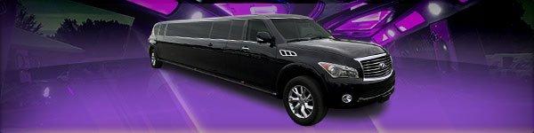 2016 QX80 Infiniti Limousine