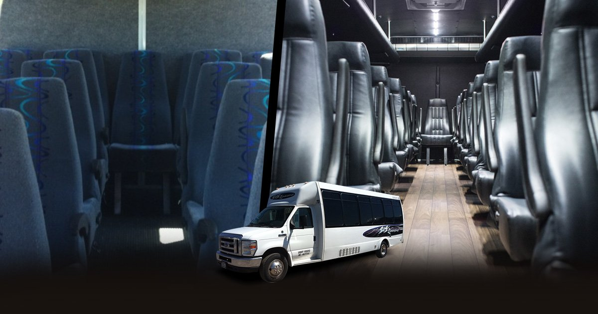 Shuttle Bus Limo Rochester NY