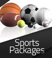 Sporting Events Limo & Transportation Packages