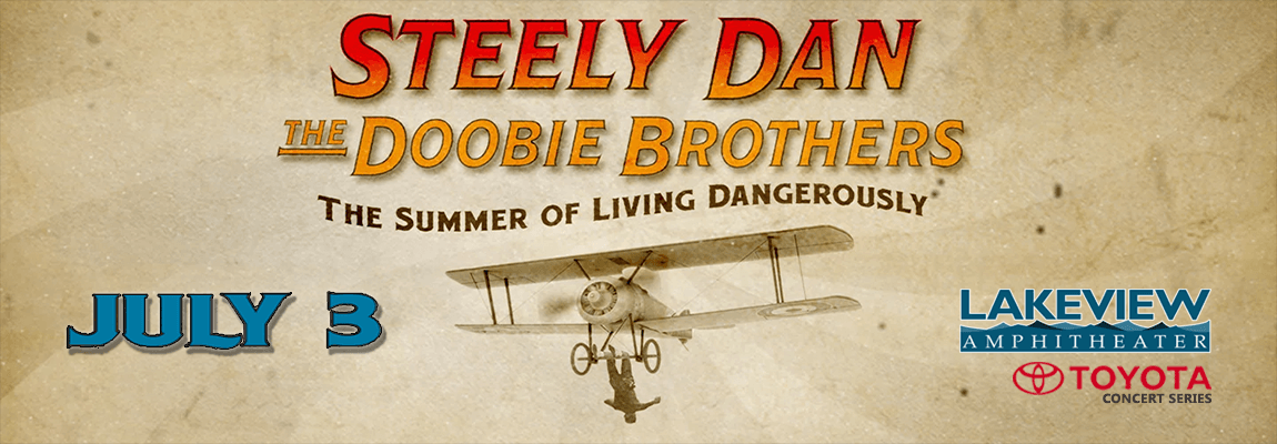 2018 Steely Dan and The Doobie Brothers Concert