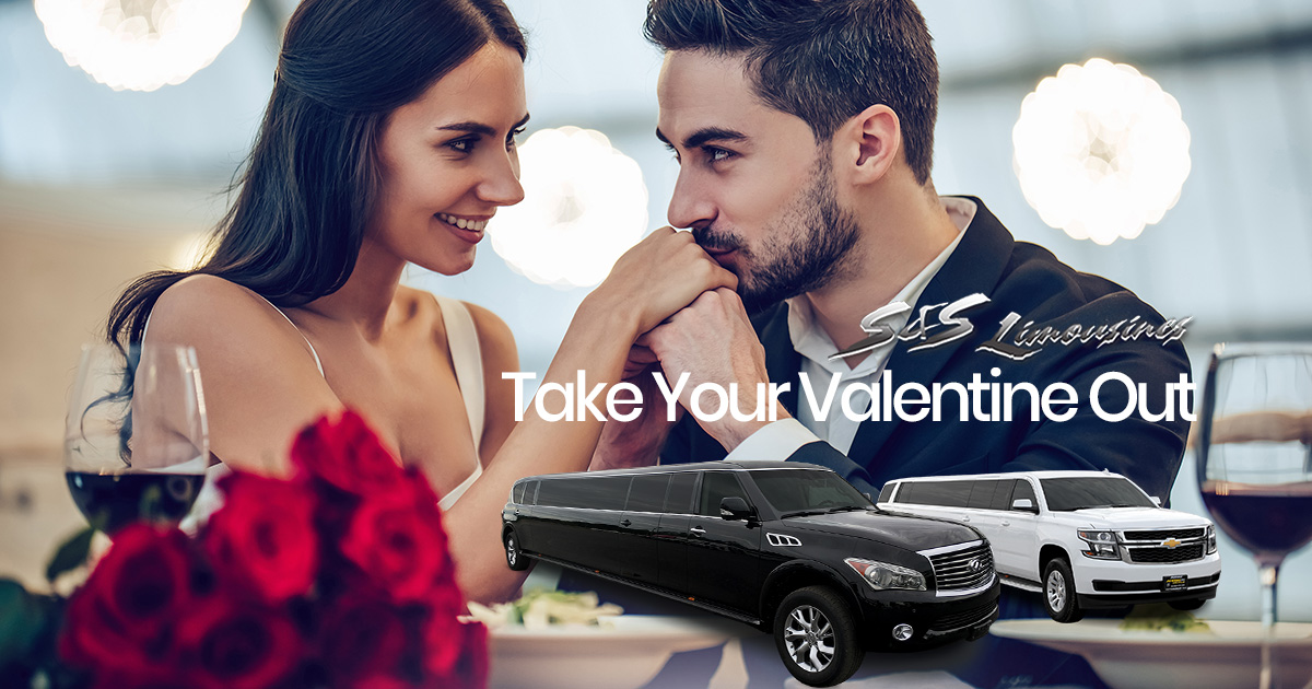 Great Deals on Valentine Limo Rentals in Rochester