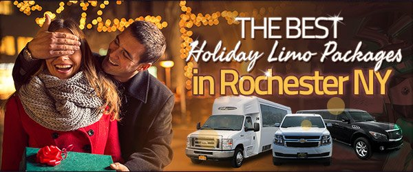The Best Holiday Limo Packages in Rochester NY