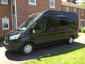 2015 Corporate Shuttle Bus