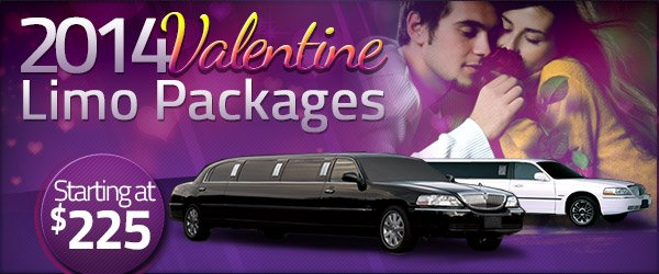 The Best Deals on Valentine Day Limos