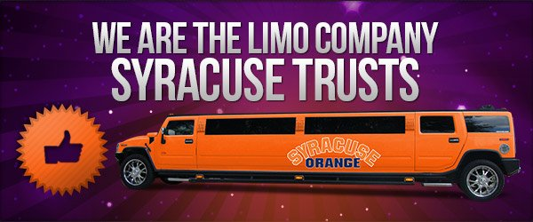 We Are The Limo Company Syracuse Trusts