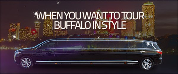 When You Want to Tour Buffalo in Style, Turn to S&S Limousine